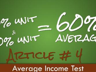Aspire to Average! - Part 4