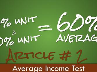 Aspire to Average! - Part 2