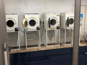 雨の日のお洗濯
