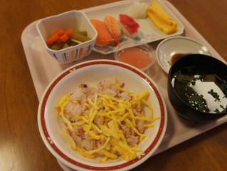 お雛祭り、道明寿司開店