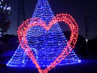 「クリスマスイルミネーションを見に行こう💛」