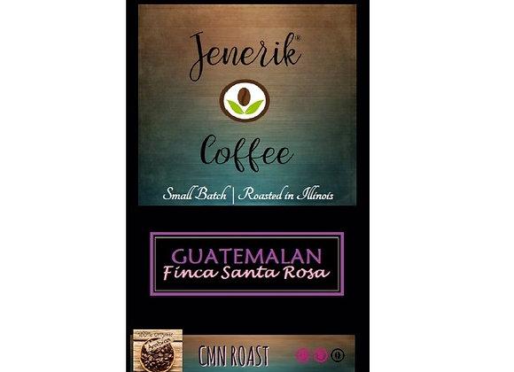 Guatemalan Finca Santa Rosa