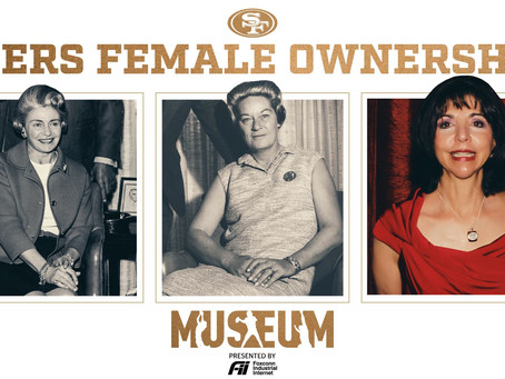49ers Museum Virtual Tour and Longform Article Series