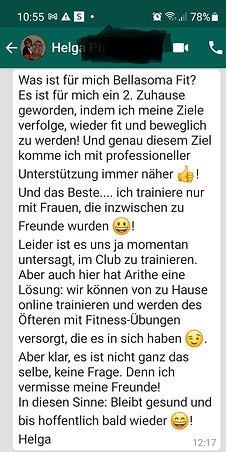 Frauenfitness Burghausen BellaSomaFi