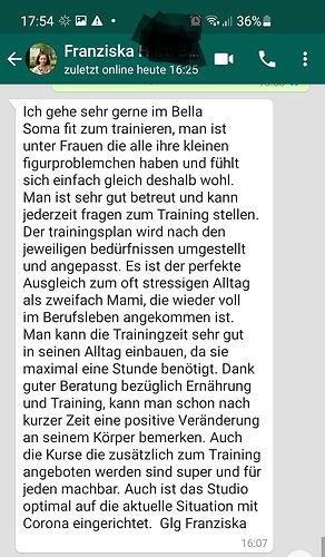 Frauenfitness Burghausen BellaSomaFit