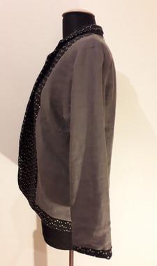 veste mini réversible