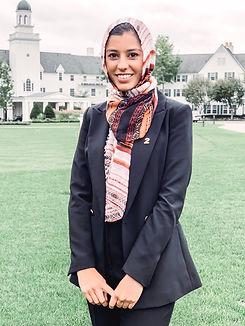 Afreen Headshot - Afreen Ahmed.JPG