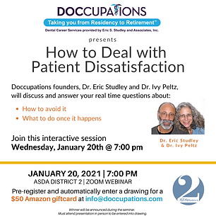 How To Deal With Patient Dissatisfaction