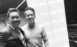 Dr Mak and Dr Koh