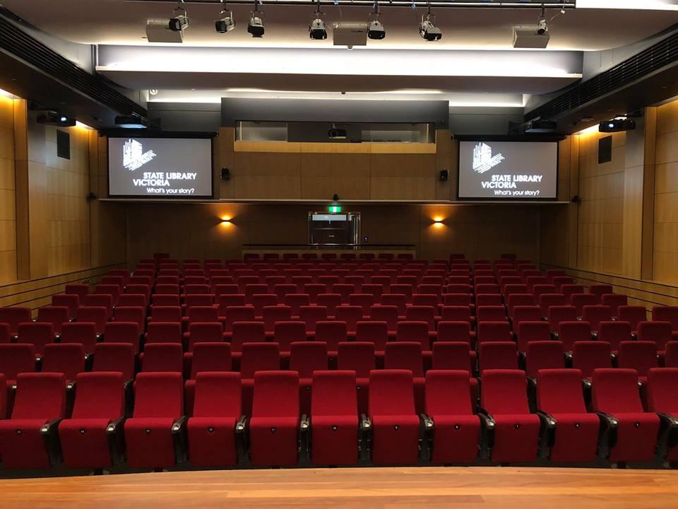 The Theatre!