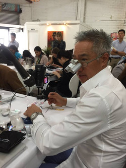 Dr Terry Wong