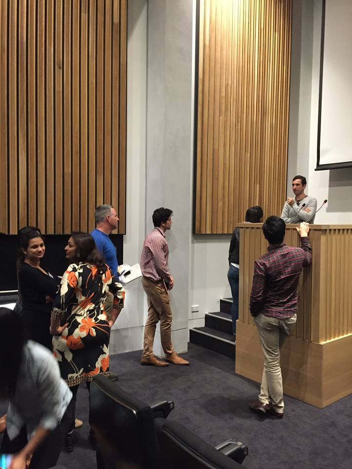 Dr Michael Mandikos questions time