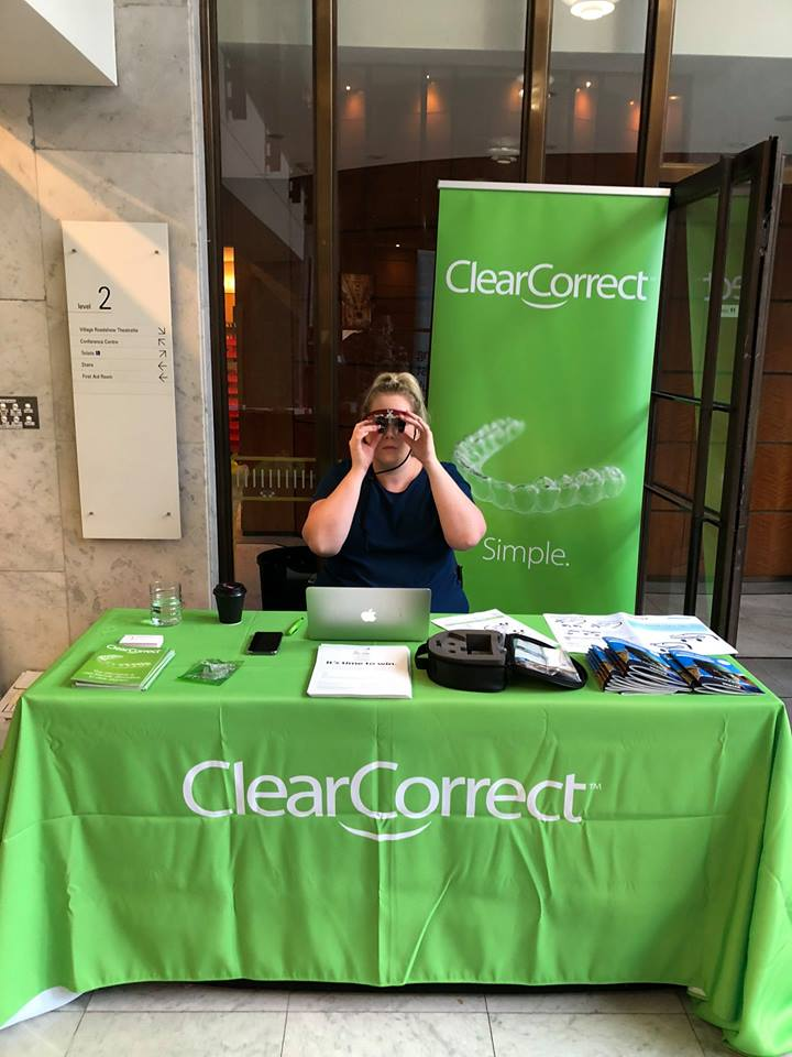 ClearCorrect - Pentax loupes