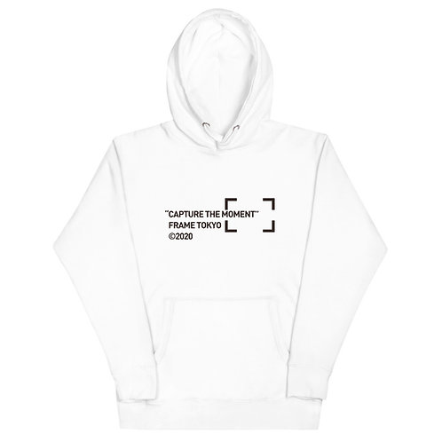 CAPTURE THE MOMENT LOGO Unisex Hoodie