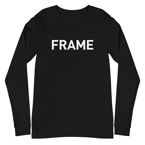 FRAME Long Sleeve Tee