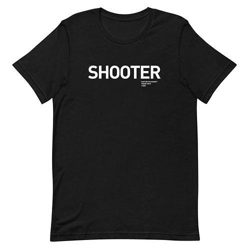 Shooter logo Unisex T-Shirt