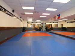 Second training floor