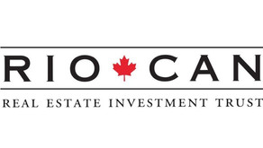 REI.UN : RioCan  - Cash for life, until it doubles in price!