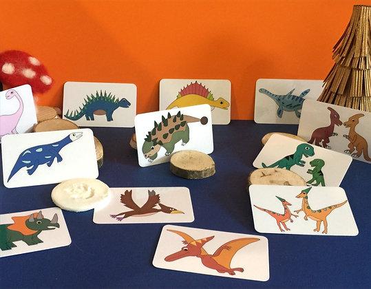 Le Mémory des Dinosaures