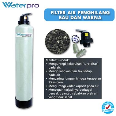 Filter Penghilang Bau dan Warna