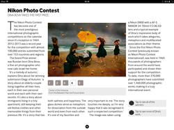 Nikon Pro magazine - winter 2013-14