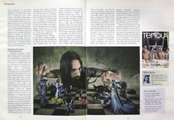 """Tenoua"" magazine, issue 150"