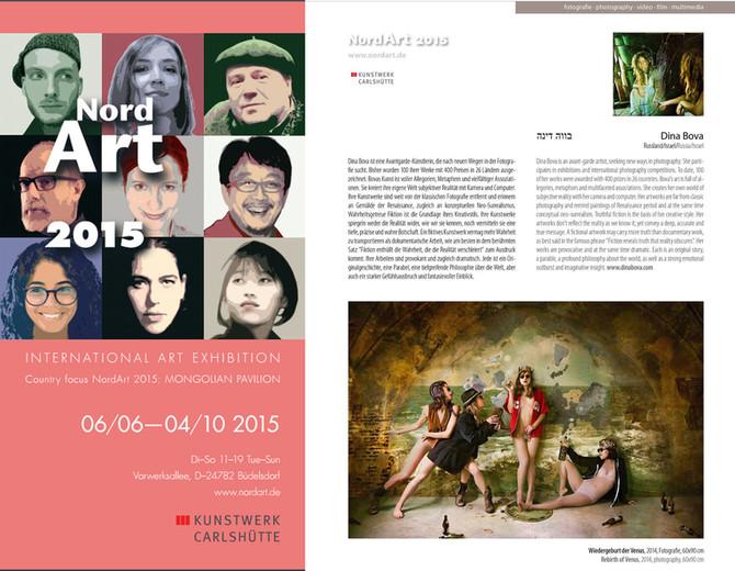 Nord-Art 2015