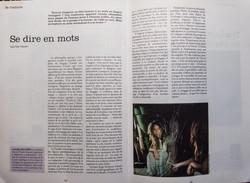 Tenoua Magazine, January 2012