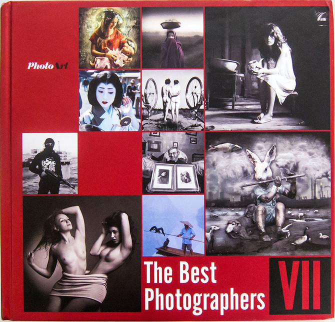 """Best Photographers VII"" book"