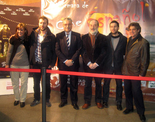 XIV Semana de Cine Español - actors