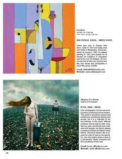 Artists dictionary