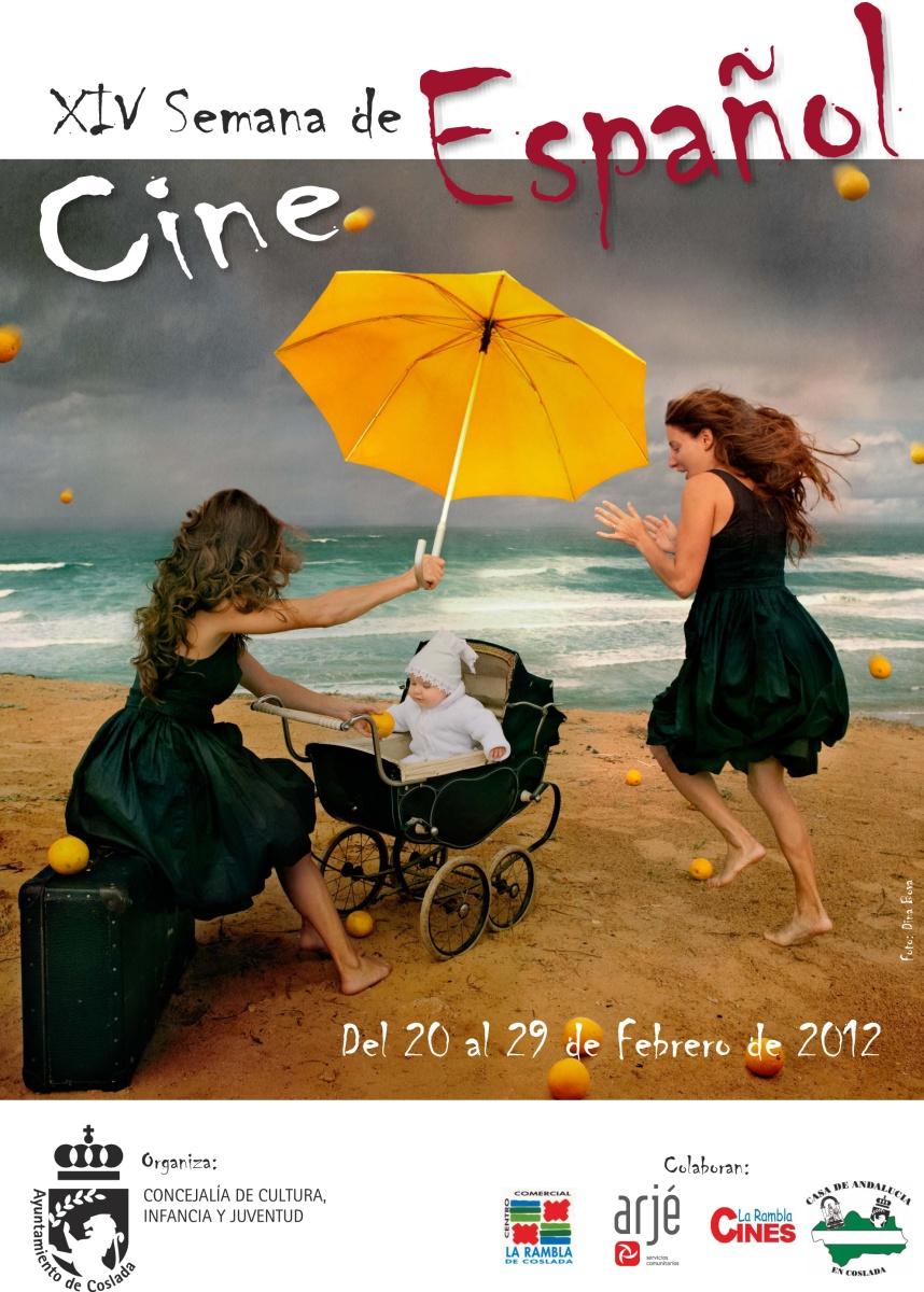 Poster of Goya Awards festival 2012