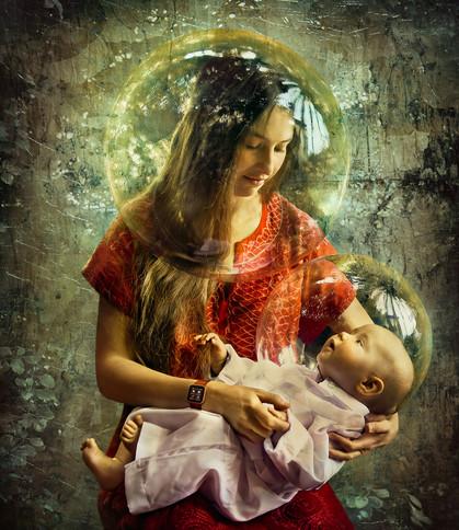 Spheres of Unconditional Love