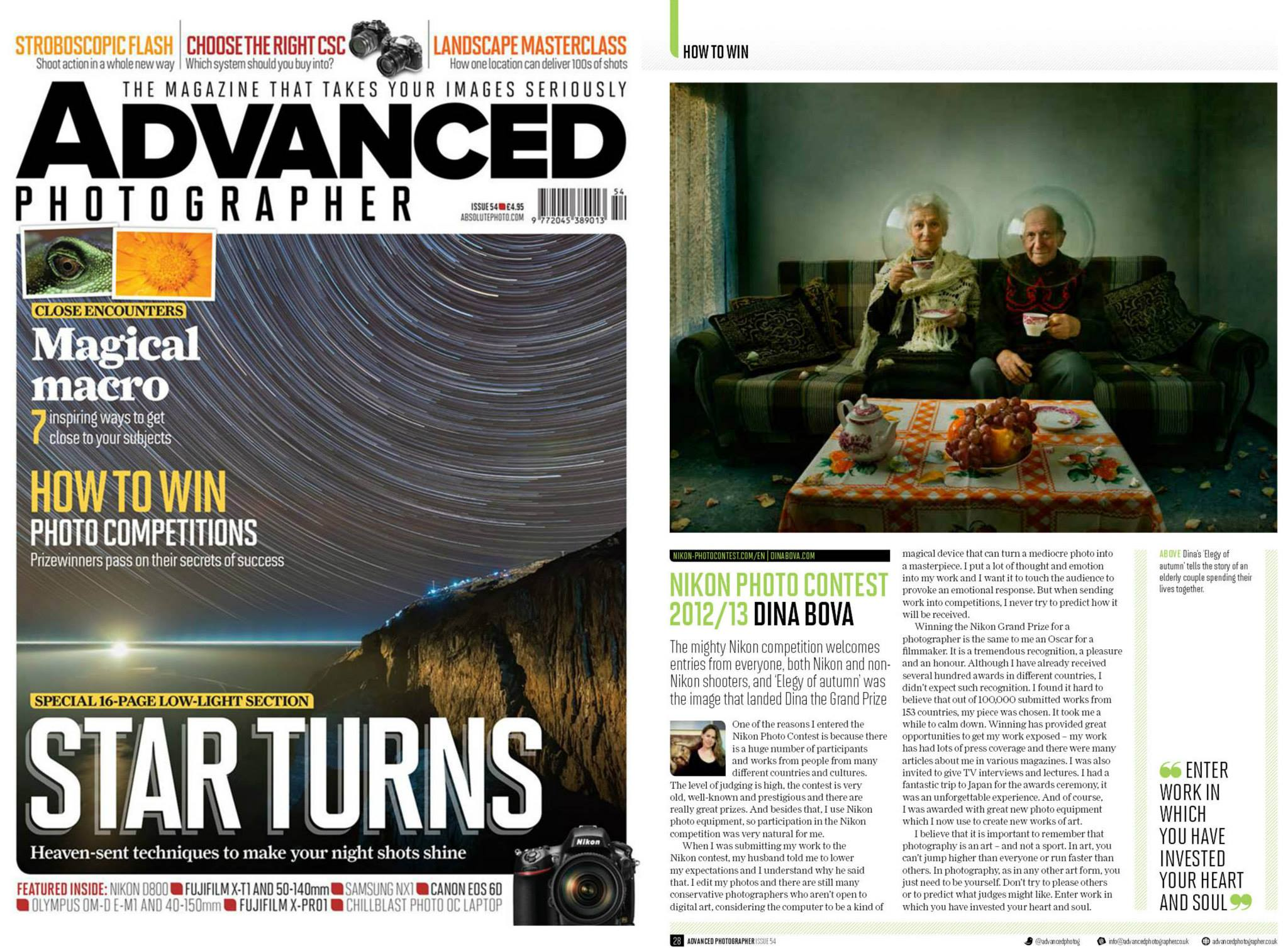 """Advanced Photographer