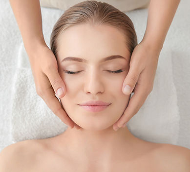 Facial training - facial rejuvenation