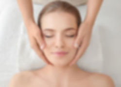 Gorgeous Woman Japanese Facial Rejuvenation
