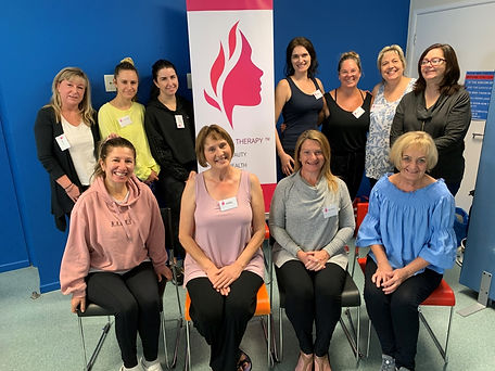 May 2021 GW Facial Therapy Class
