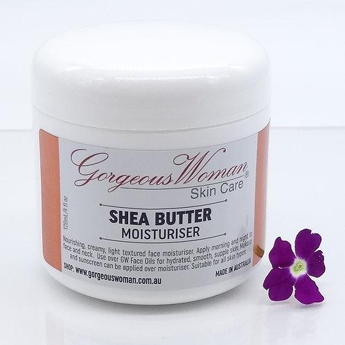 Shea Butter Moisturiser Face Cream 120ml