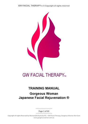 Facial Training Manual