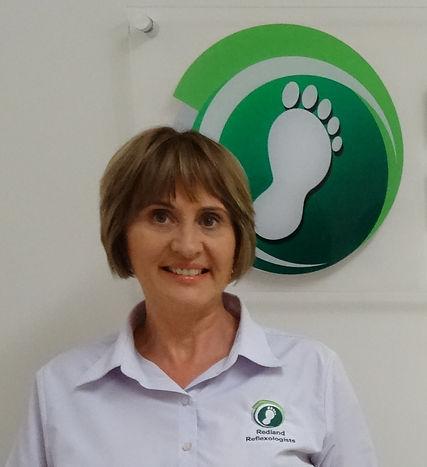 Redland Reflexologists - Anne McBride he