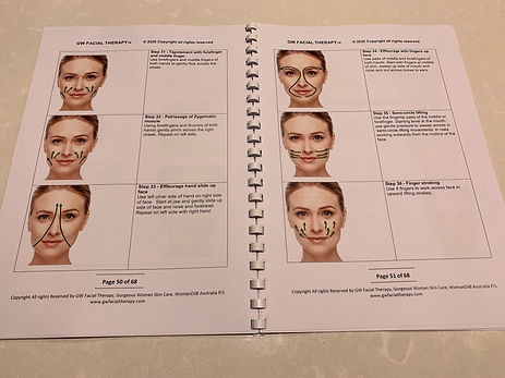 Facial therapy techniques