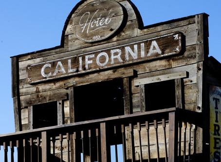 Hotel California - San Francisco Cover