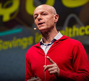 Marco Annunziata TED talk on the Industrial Internet