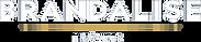 Logomarca da empresa brandalise imóveis