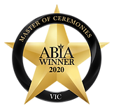 ABIA Winner 2020, Master of Ceremonies