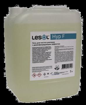 Гель для унитаза с антибактериальным эффектом 5 л