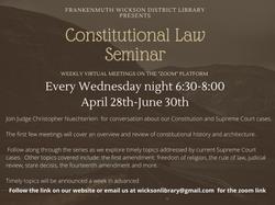 spring 2021 Constitution Seminar
