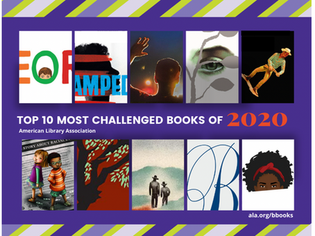 Let's celebrate banned books week