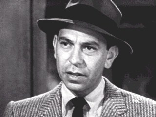 """""""Just the facts, Ma'am."""" (Sergeant Joe Friday)"""