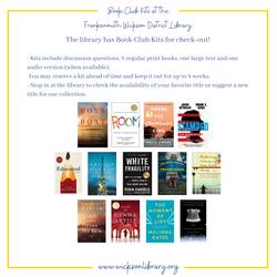 book club business instagram promo post